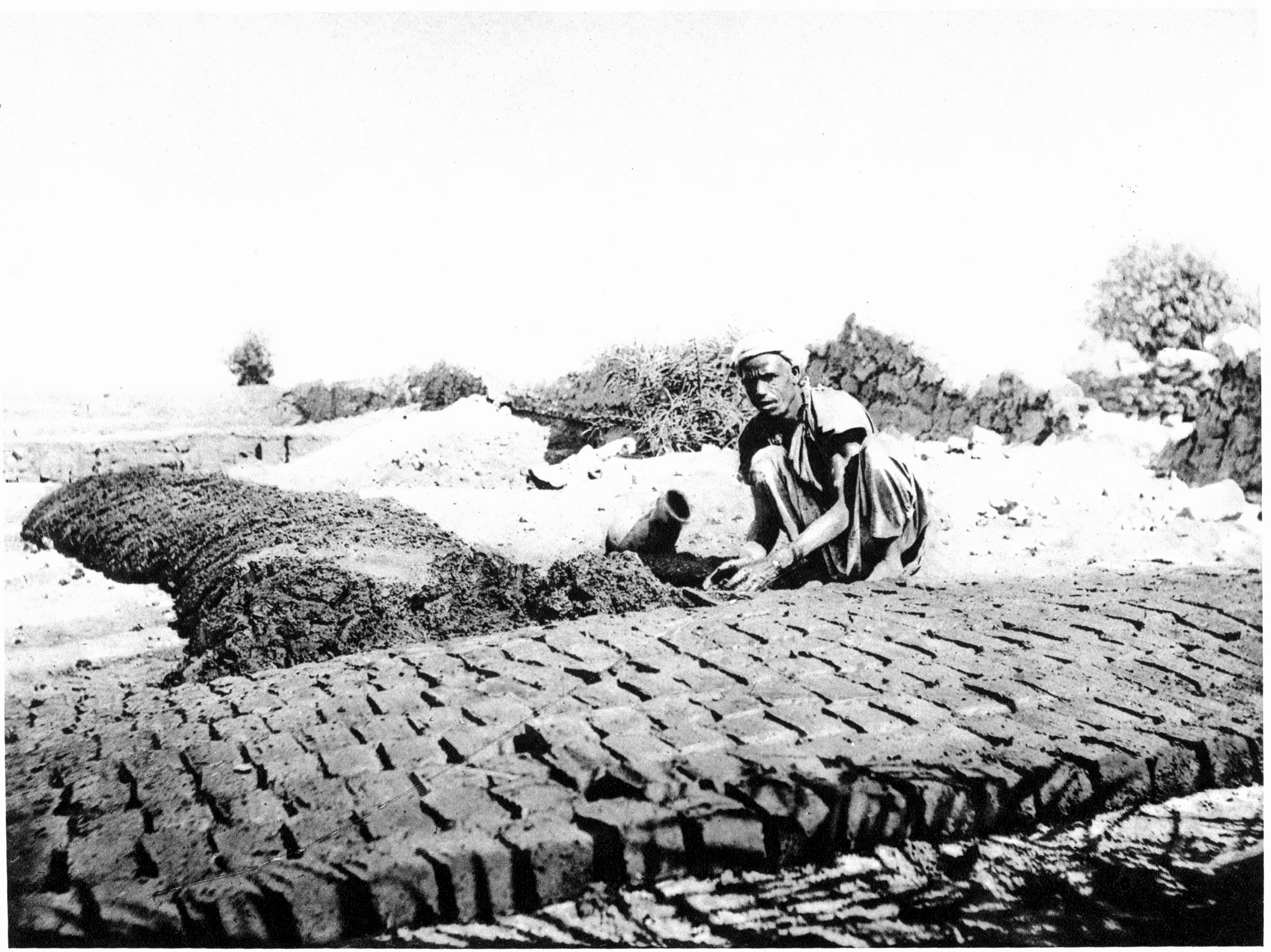 brick making borchardt 1929